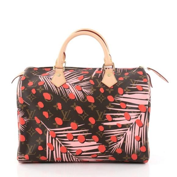 6f192e3f0c94 Louis Vuitton Handbags - Louis Vuitton Speedy Handbag Limited Edition